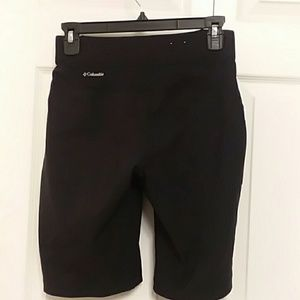 Columbia Shorts - Columbia Omni-Shield XS Shorts Black